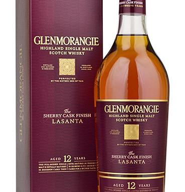 Glenmorangie Lasanta 12 YO
