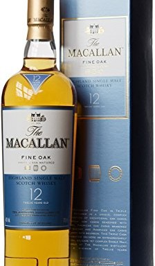 Macallan Fine Oak 12 YO